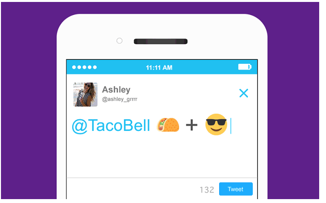 Taco Bell Equation Emoji
