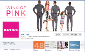 Kohls Uses Social Media to Engage and Drive Sales