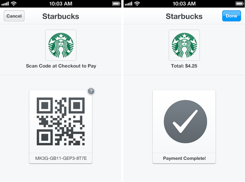 WHY IS THE STARBUCKS MOBILE PAYMENT APP SO SUCCESSFUL