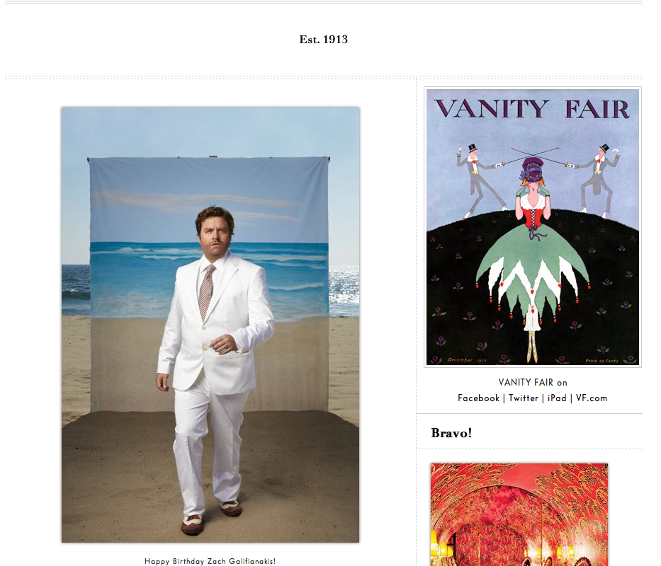 Top Tumblr Blogs Vanity Fair