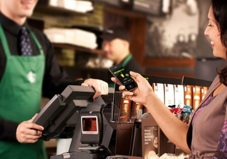 Starbucks Brews Up Loyalty on the Move with Mobile App