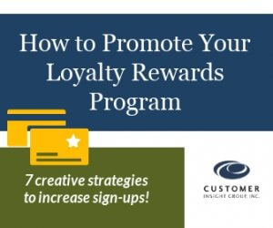How to Promote Your Loyalty Rewards Program