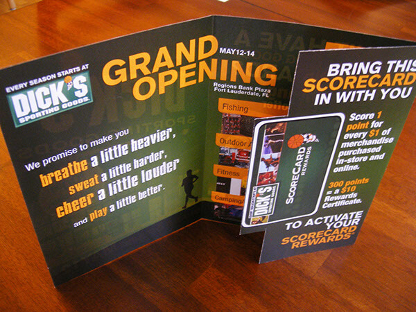 new member grand opening promotion loyalty program