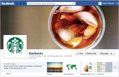 Starbucks Heads 'Best-Loved' Brands List