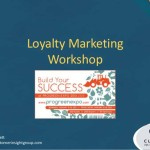 Loyalty Marketing for Green Industry Companies