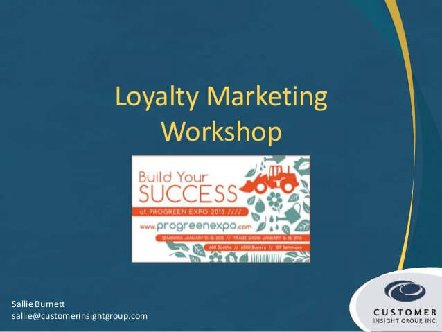 green-industry-gains-insight-into-loyalty-marketing-1-638