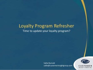 How to Improve Customer Loyalty Program