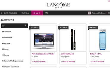 me Elite Rewards Gives Points for Sharing on Social Media