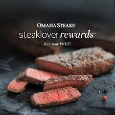 Omaha Steaks Launches Steaklover Rewards Program