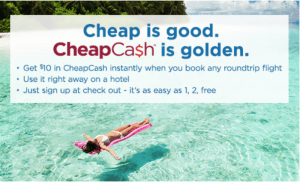 Flight Rewards Cash