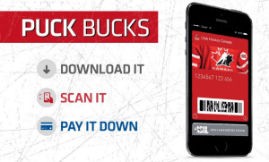 Loyalty Program PUCK BUCKS
