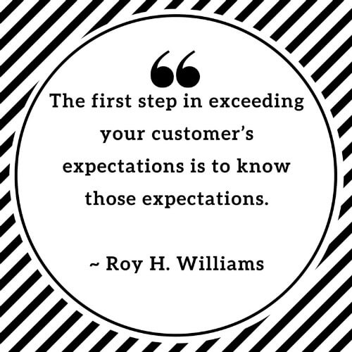 Inspirational Loyalty Quote Roy H. Williams