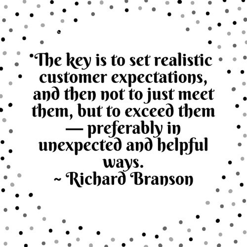 Inspirational Loyalty Quote Richard Branson