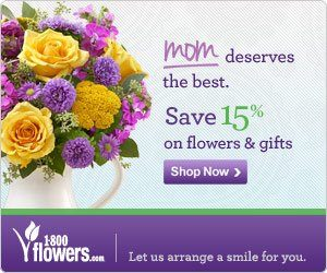1 800 Flowers Special Offer