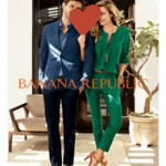 Banana Republic Launches 2013 Love Campaign