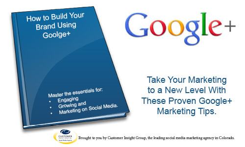 Google+ Social Media Marketing Tips