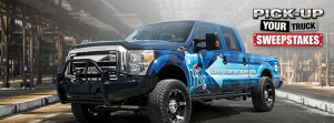 "Chevron Delo Announces ""Pick-Up Your Truck"" Sweepstakes"