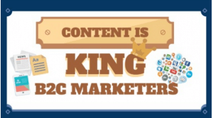 Content is King for B2C Marketers