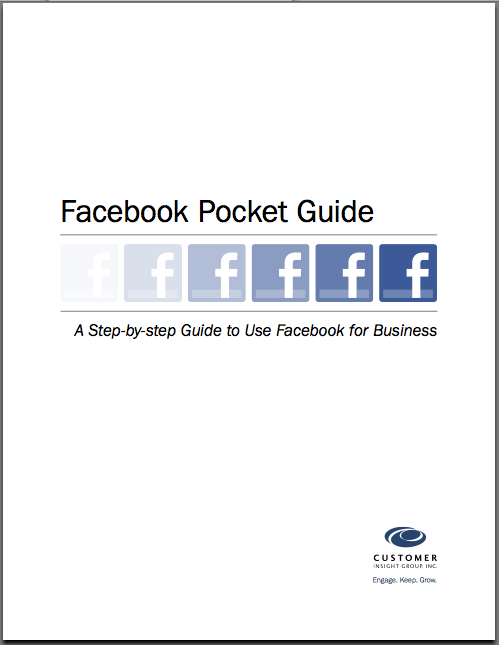The Facebook Pocket Guide Image