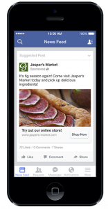 How Facebook is Retargeting Consumers on Mobile