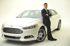Ford Fusion Random Acts of Kindness