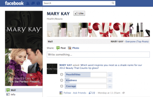 Mary Kay Ramps up Social Media Marketing Efforts