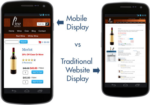 4 Tips For Creating A Mobile Website