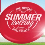 "Nissan Launches ""Keep Summer Rolling Service Sweepstakes"""