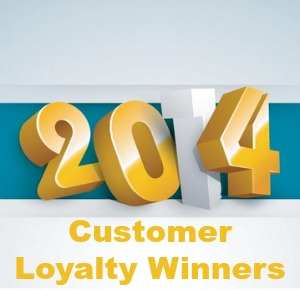 2014 CUSTOMER LOYALTY ENGAGEMENT WINNERS