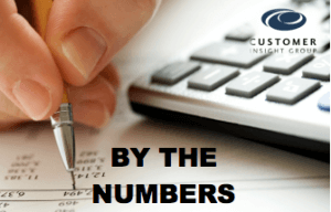 customer insight by the numbers