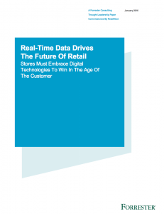 Real Time Data Drives the Future