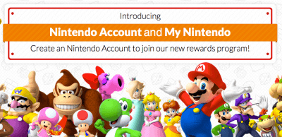 Nintendo Rewards