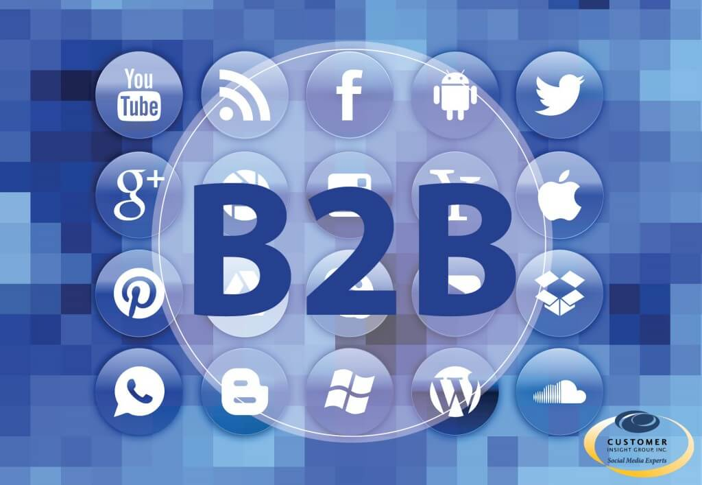 Find Out Which B2B Industries Get the Greatest Impact from Social Media Marketing