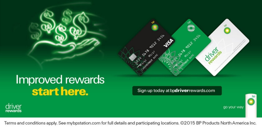BP Driver Rewards Loyalty Program