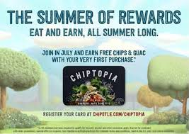 Chiptopia Summer Rewards