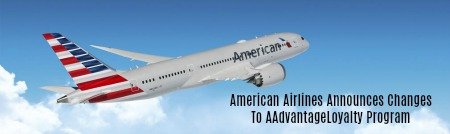 AAdvantage Loyatly Program is Updated