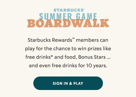 Starbucks Rewards Gamification
