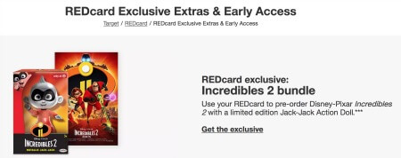 REDcard Member Ony Advance Access