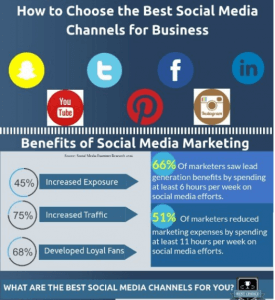 How to Choose the Best Social Media Channel for Your Business