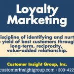 What is Loyalty Marketing?