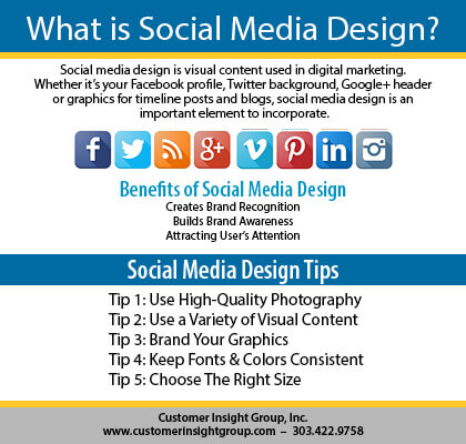 Benefits of Social Media Design