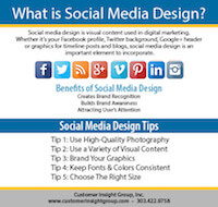 Social Media Design For Business