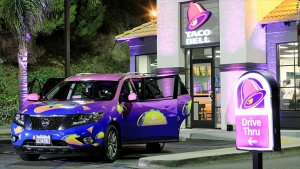 Lyft's 'Taco Mode' brings riders to closest Taco Bell