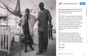 Instagram doctors without borders