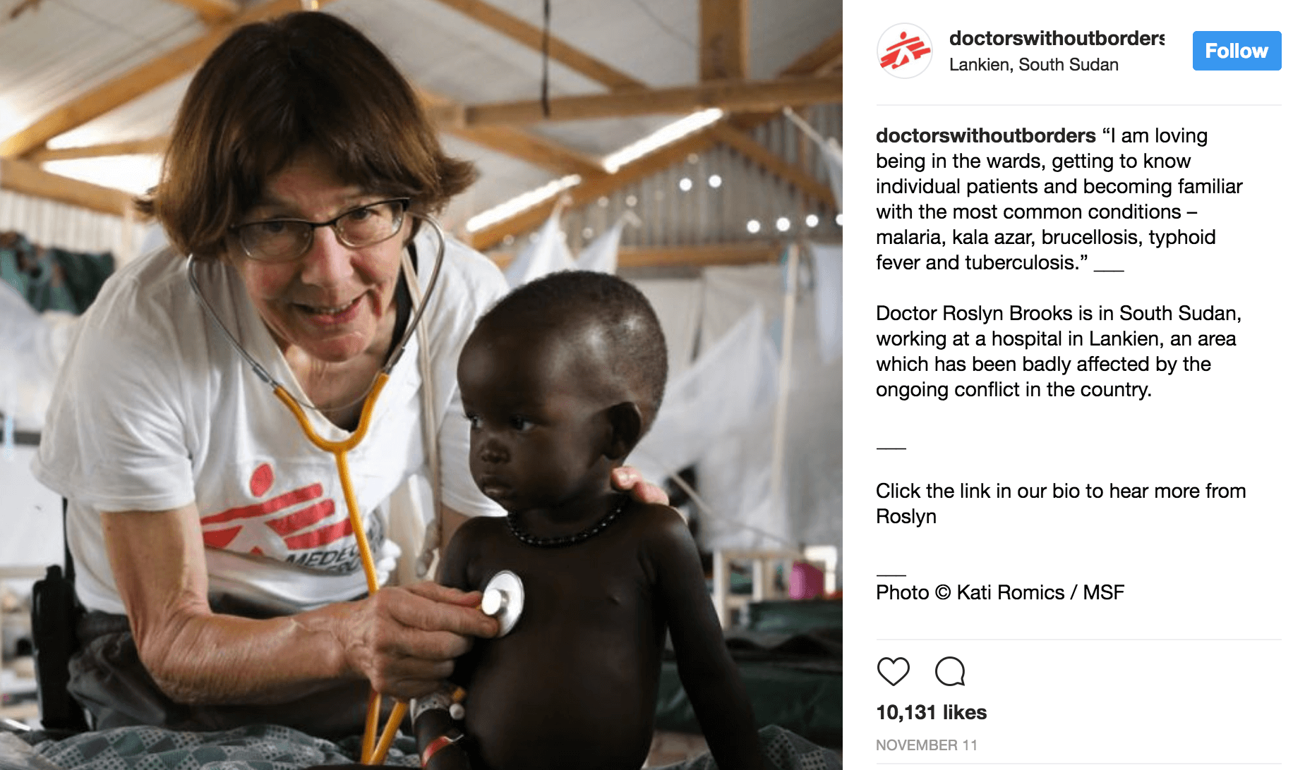 Nonprofits Using Instagram to Tell Story