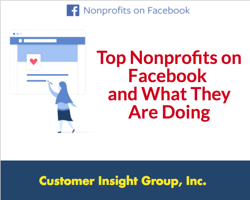 Examples of Nonprofits on Facebook