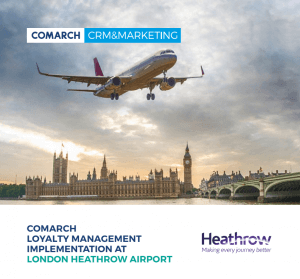 Implementing Loyalty Management at Heathrow Airport