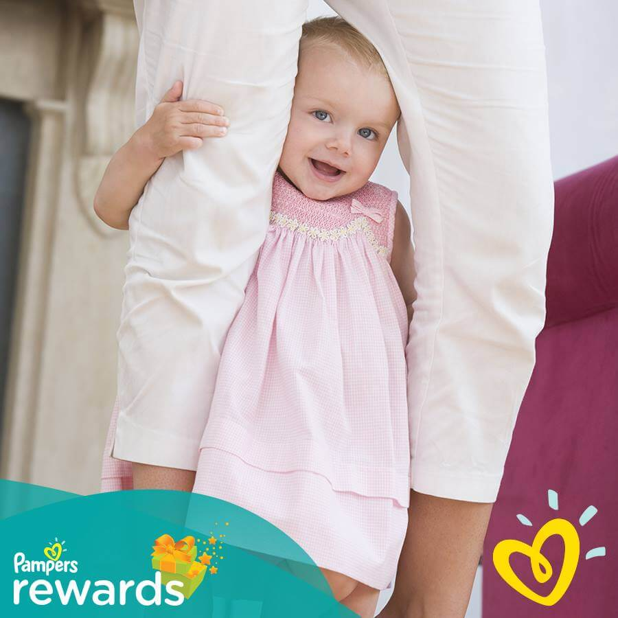 What is Pampers Rewards