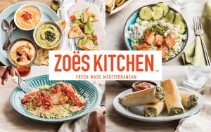 Zoes Kitchen Announces ZK Rewards Loyalty Program and New Mobile App