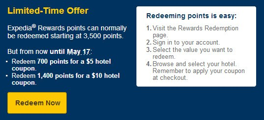 Limited Tme Offers Expedia
